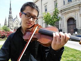 Kenneth Kwan, Violin
