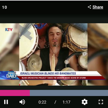 ILTV ערוץ 7 Israel-International