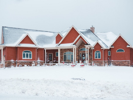 Your Winter Home Maintenance Guide by Savvi