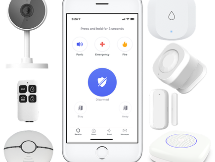 Get Savvi About Home Security