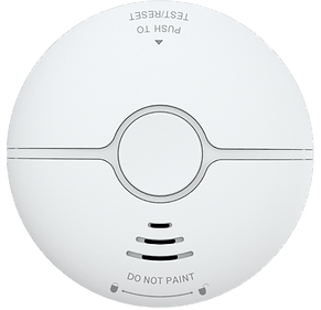 smart home smoke sensor