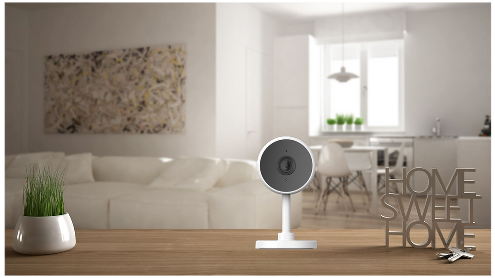 Savvi's HD security cameras let you check in on your home no matter where you are with our secure live feed 24/7