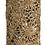 Thumbnail: Vase Panier en Abaca Avec Fleurs + Verre