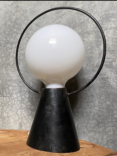 Lampe ronde à poser