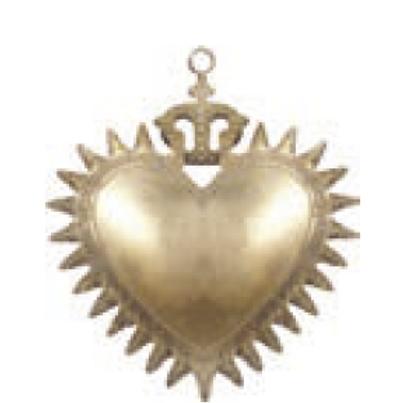 Cœur Royal Argent