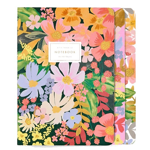 Set 3 notebook Marguerite