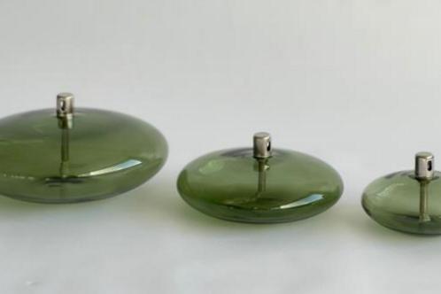Lampe à huile Ellipse Green