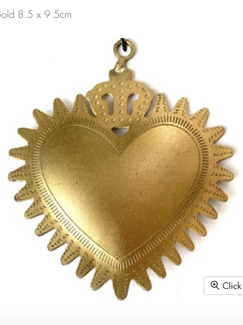 Cœur Royal Gold