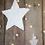 Thumbnail: Guirlande  en papier étoiles