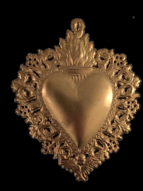 Cœur Maria GM Gold