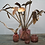 Thumbnail: Vase fumé rose clair