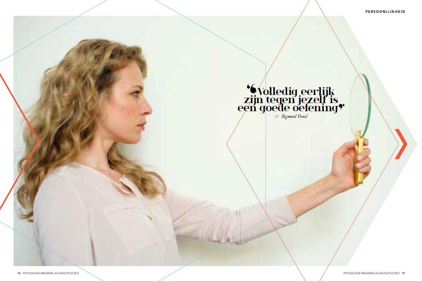 Zelfreflectie - Psychologie Magazine
