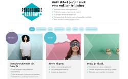 Online trainingsplatform Psychologie Magazine