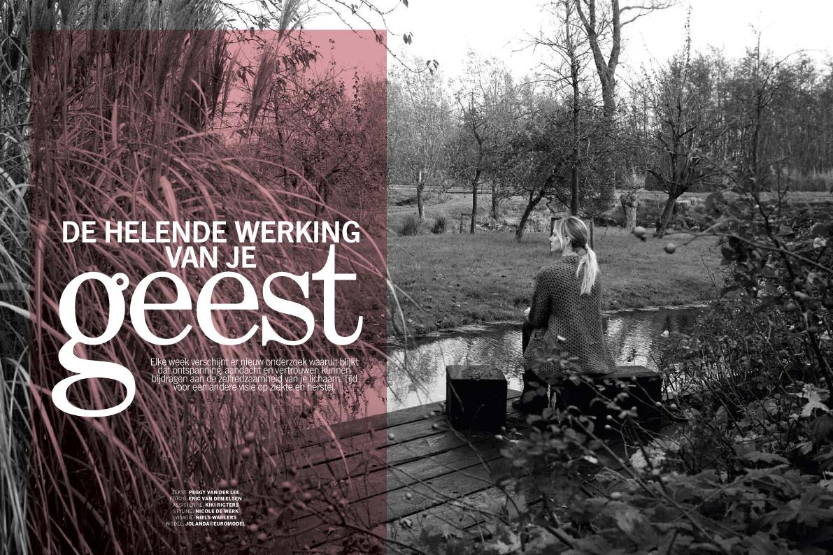 Zelfgenezing - Psychologie Magazine