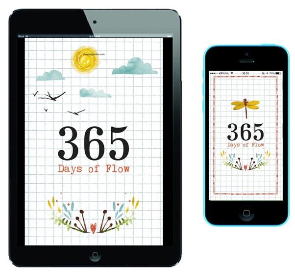 Flow - 365 dagen app