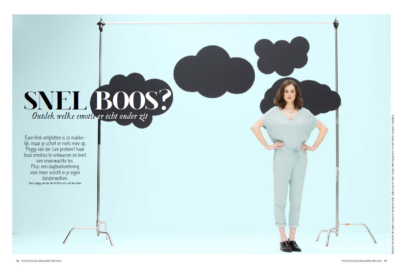 Boosheid - Psychologie Magazine