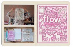 Papercutting - verhaal voor Flow