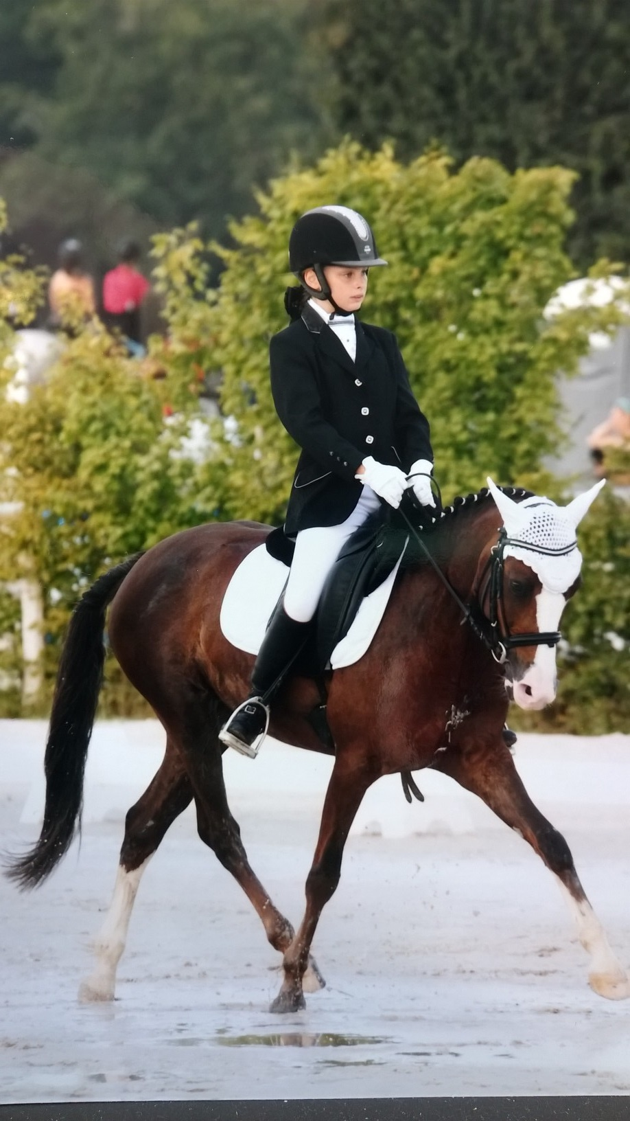 ALPHA St MARTI -Championne de France