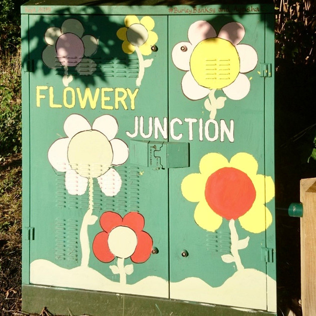 Flowery Junction