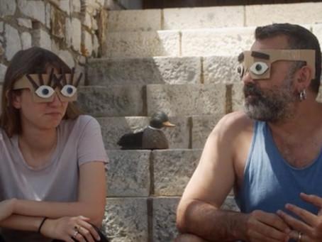 Video interview with Kurtis Lesick and Dasha Ilina about their collaboration at the Koumaria Residen