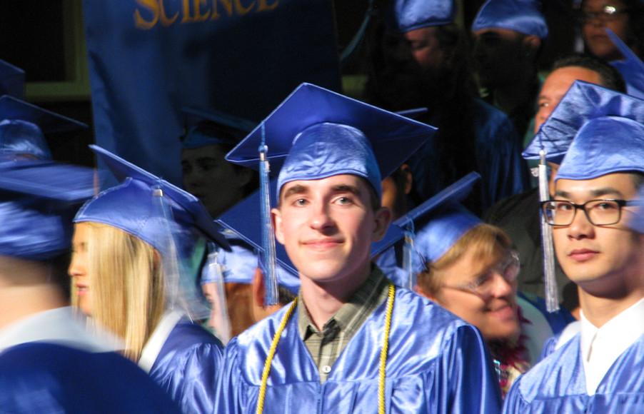 2016: Associates' Degree