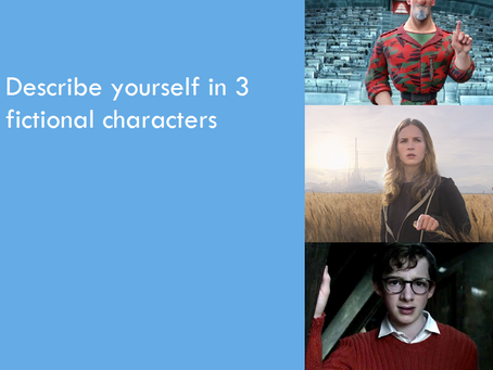 Movie Characters Most Like Me