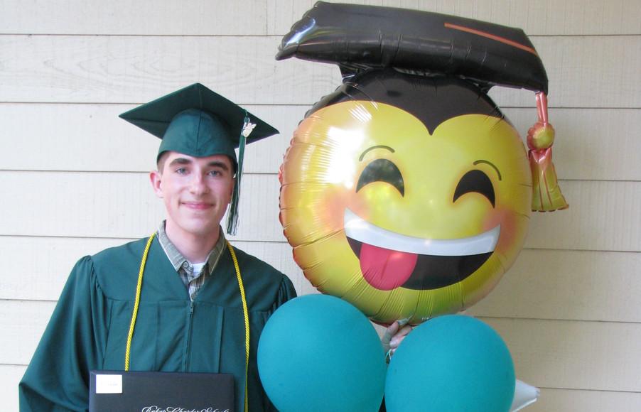 2016: High School Graduate
