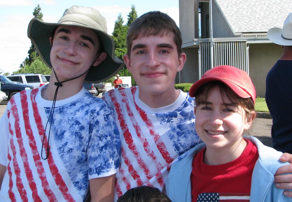Harrisburg 4th of July Parade