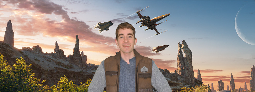 2020: Galaxy's Edge Villager