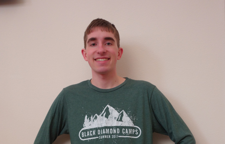 2017: Employed at Black Diamond Camps