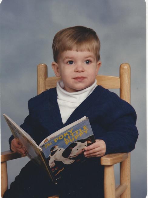 2003: Develops Love of Reading