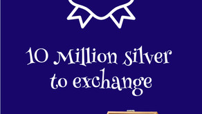 Changes to the silver exchange regulations