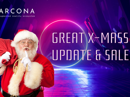 GREAT CHRISTMAS UPDATE AND HOLIDAY SALES