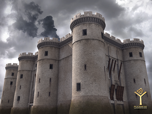 Arcona launches farming of the Castles 3D NFTs