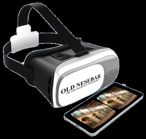 AR/VR Helmet Old Nessebar