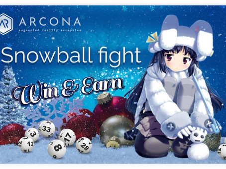 Snowball fight | Win and Earn