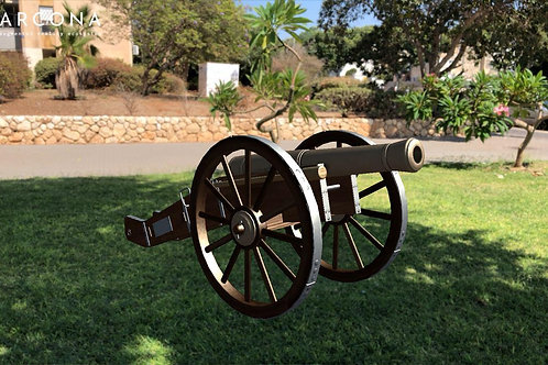17th century field cannon
