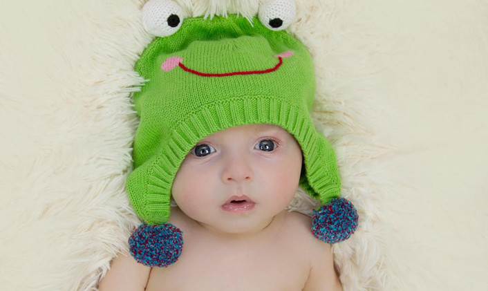 Southern Charm Photography-4 months old