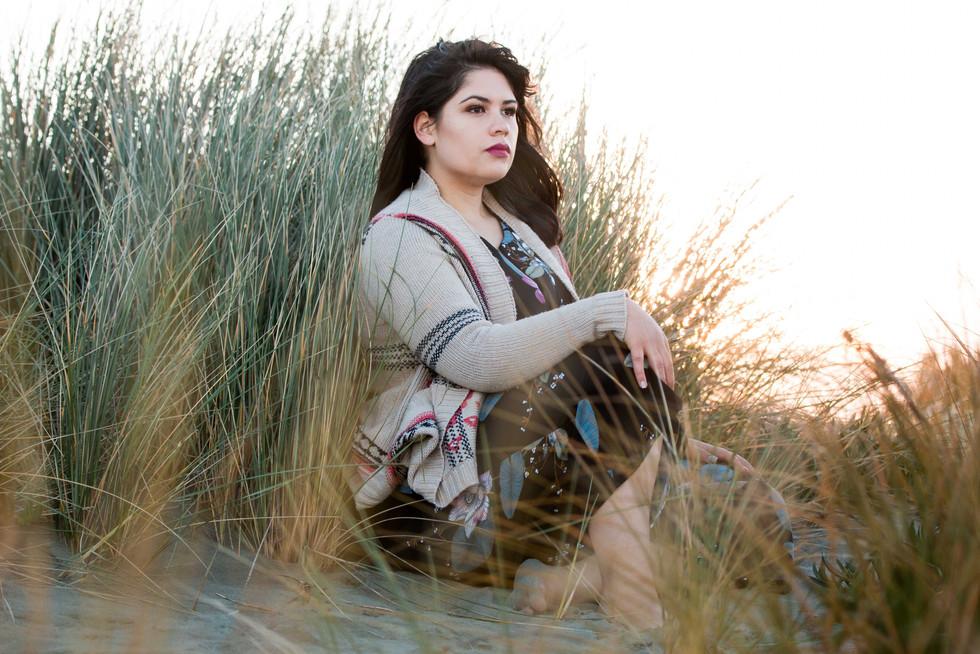 teen milestone photography portrait
