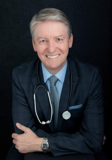 Dr Martin Keefe - Consultant Dermatologist