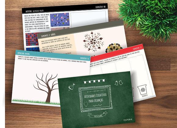 Ebook Atividades Criativas