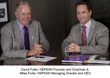 David Fuller Chairman & Miles Fuller CEO