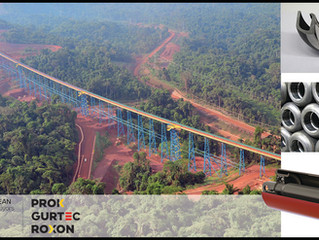 Vale's new truckless S11D Iron ore complex: Thinking outside the box to achieve outstanding results.