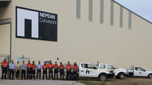 NEPEAN Conveyors new Gulgong facility