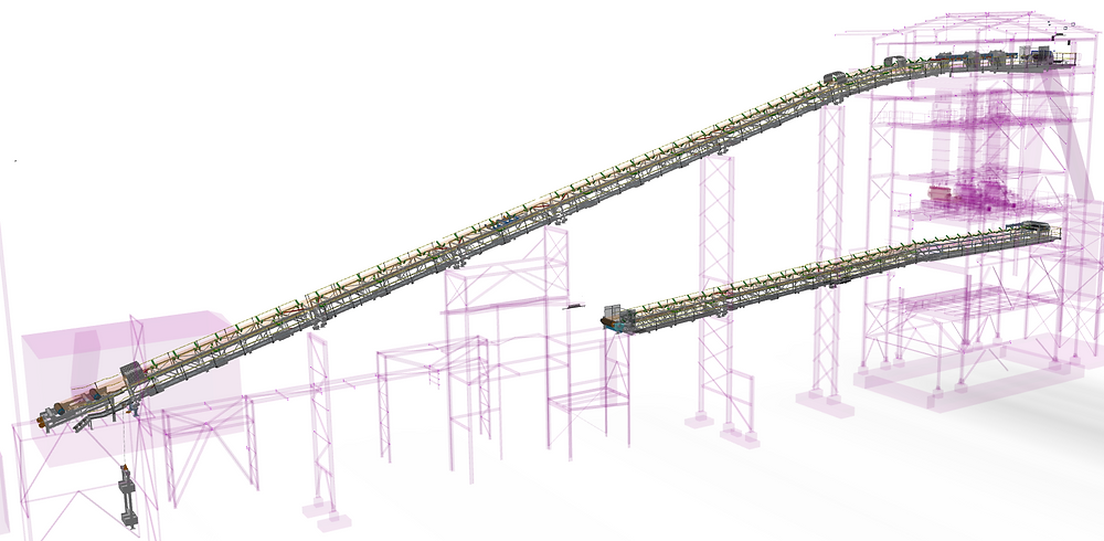 Nepean Conveyors South Africa - Brown Fields Project