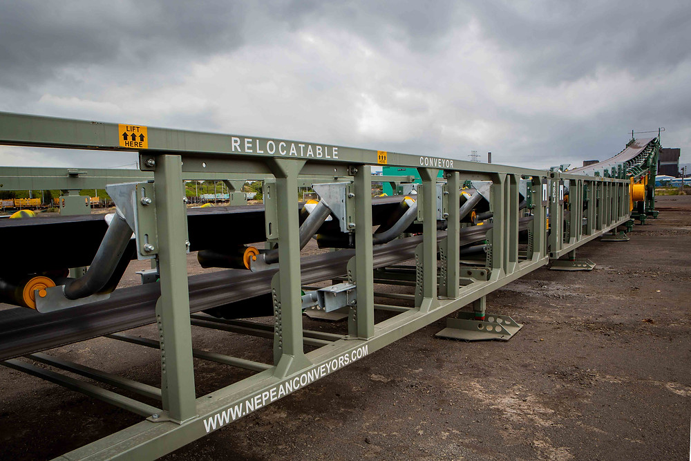 Relocatable Conveyor