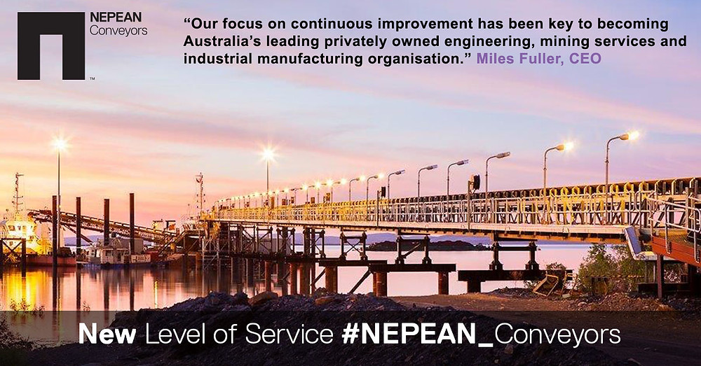 NEPEAN Conveyors WA Facility