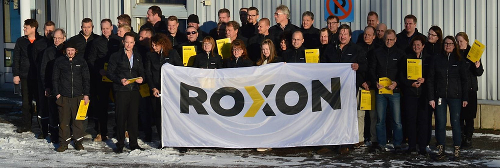 Roxon workers
