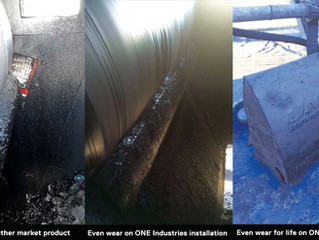 NEPEAN Conveyors are now the Exclusive Distributors of ONE Industries Belt Cleaners