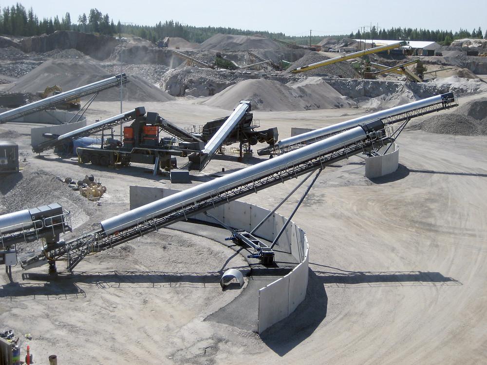 Standardised Conveyors